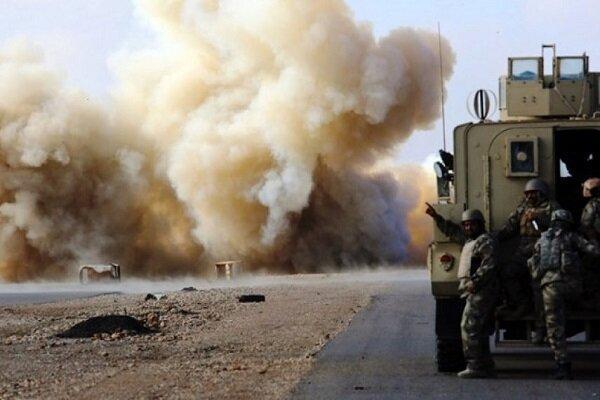حمله به کاروان لجستیک ارتش آمریکا در عراق
