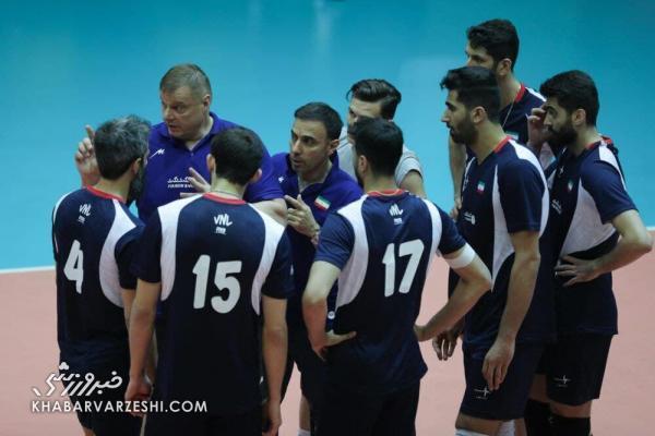برنامه کامل مسابقات ایران در لیگ ملت های والیبال، آغاز مسابقات شاگردان الکنو با حریف دیرینه