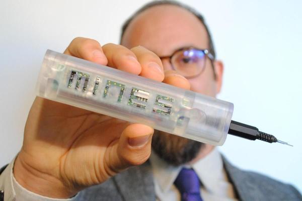 نظارت بر شرایط بیهوشی بیمار با قلم هوشمند