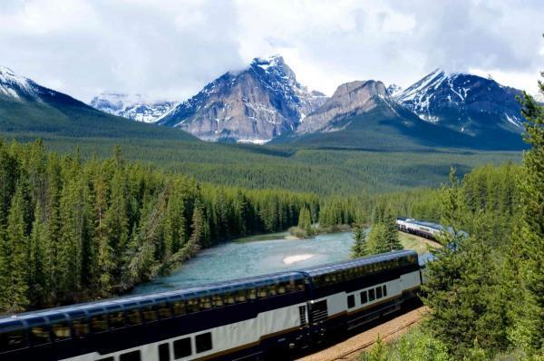 مقاله: بزرگترین مسیرهای ریلی (قطار) کانادا