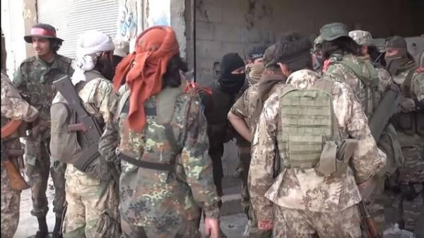 افشای فعالیت اطلاعاتی جمهوری آذربایجان در ادلب سوریه با هماهنگی ترکیه