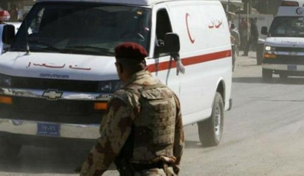 تیراندازی در شهرک صدر بغداد