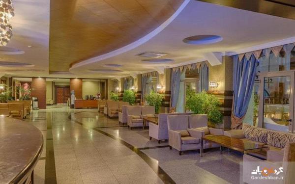 گرند پاشا؛ از هتل های مدرن و 5 ستاره در شهر مارماریس ترکیه