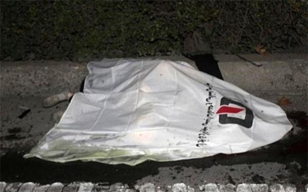 قتل و به آتش کشیدن جسد برای سرقت از کارت بانکی