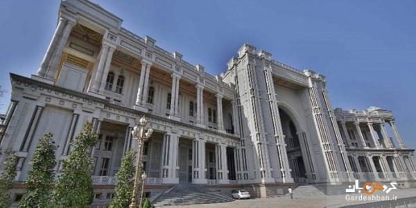 کاخ نوروز تاجیکستان در لیست 8 معجزه شانگهای