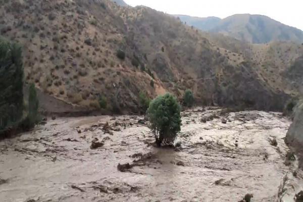 274 روستای زنجان در راستا سیلاب